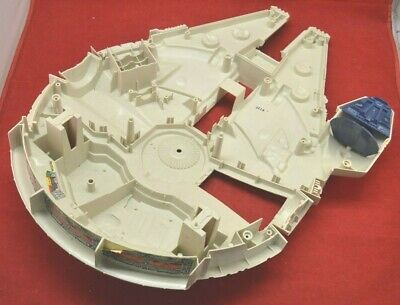 Vintage Kenner original Millenium Falcon Bottom Hull part Complete Very Clean