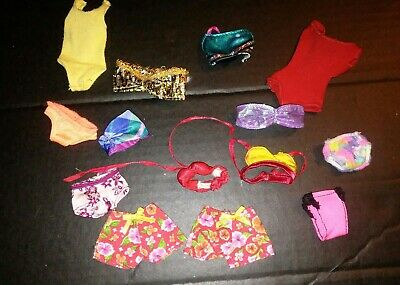 Barbie Doll swimsuit Lot --