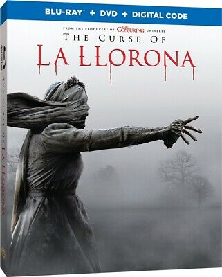 The Curse of la Llorona (Blu-ray)(Region Free)