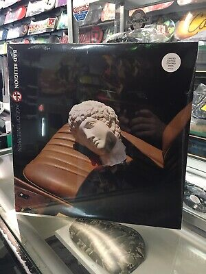 BAD RELIGION Age Of Unreason LP OPAQUE MANGO VINYL /1000 *SEALED* epitaph