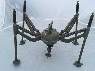"Star Wars The Clone Wars Homing Spider Droid fits 3.75"" Figure Vehicle 2008"