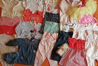 *F*A*B* Designer baby girl 3-6 months bundle* Next* JuniorJ*Mothercare *H&M*