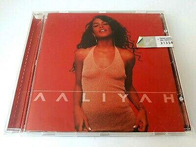 Aaliyah Aaliyah CD 2001 Brand New Sealed
