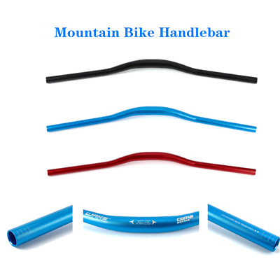 31.8x 780mm MTB Mountain Bike Bicycle Cycling Extra Long Handlebar Riser Bar