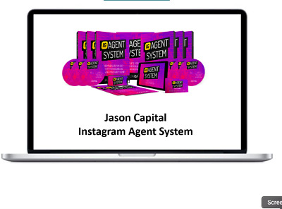 JASON CAPITAL - Instagram Agent System - Direct Download - £10 00