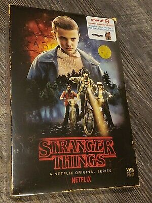 FACTORY SEALED Stranger Things Season 1 Collectors Ed. Blu-ray + DVD + Poster
