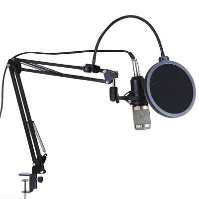 BM800 Professional Suspension Mikrofon Kit Studio Live Stream Rundfunk P0G2