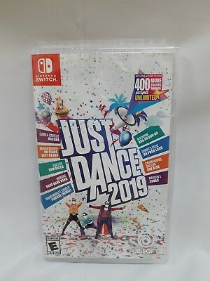 Just Dance 2019 (Nintendo Switch) New Sealed Condition Free Shipping!