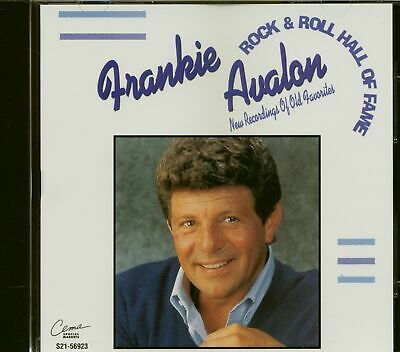 Frankie Avalon - Rock & Roll Hall Of Fame (CD) - Rock & Roll