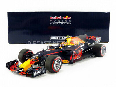 Minichamps - 1/18 - Red Bull Tag Heuer Rb13 - 2017 - 110170033