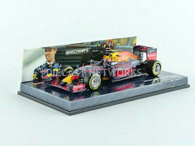 Minichamps - 1/43 - Red Bull Tag-Heuer Rb12 - 2016 - 417160026