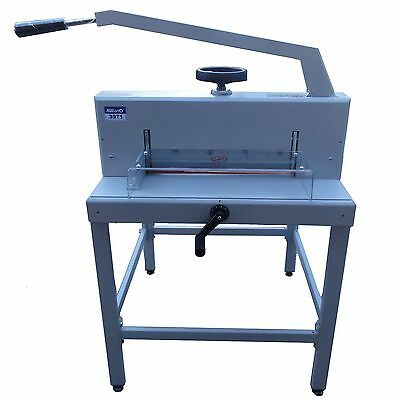The Strongest Manual Paper Guillotine Cutting Width 475mm