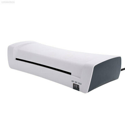 7EF1 Professional 220W A4 Document Hot/Cold Laminator Paper Artwork SL200