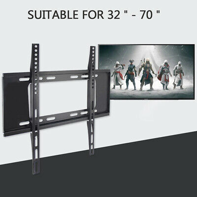 "32-70"" inch Smart LCD LED TV Wall Bracket Mount Slim For JVC LT-32C690 LT-32C461"