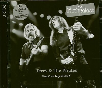 Terry & The Pirates - Rockpalast - West Coast Legends Vol.5 (2-CD) - Classic ...