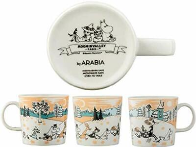 Arabia Moomin Valley Park Limited Mug Japan 2019 F/S