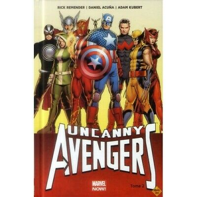 Uncanny Avengers T02 -  - Marvel Now