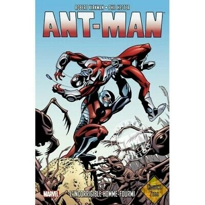 Ant-Man : L Incorrigible Homme-Fourmi -  - Marvel Monster