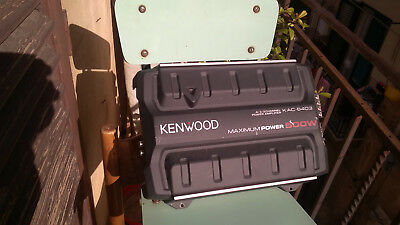 AMPLIFICATORE KENWOOD KAC 6403 500 Watt.