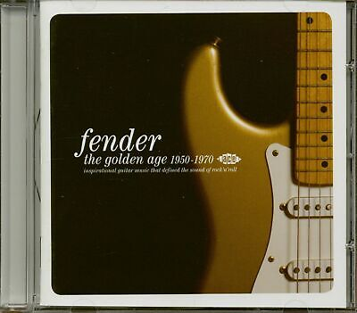 Various - Fender - The Golden Age 1946-70 (CD) - Rock & Roll