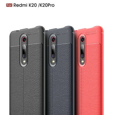 For Xiaomi Redmi K20 Pro Note 7 Mi MIX 3 Shockproof Slim TPU Leather Case Cover