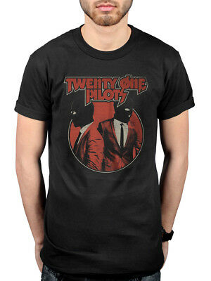 Official Twenty One Pilots Incognito T-shirt Blurryface Regional At Best Fan