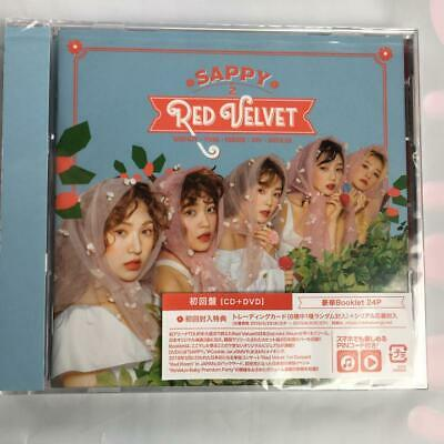 Red Velvet Sappy First Edition Production Limited