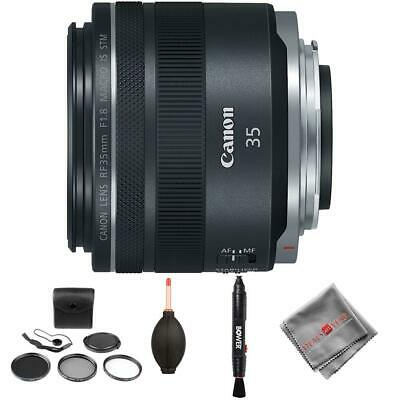 Canon RF 35mm f/1.8 IS Macro STM Lens and 77mm Filter and Lens Pen
