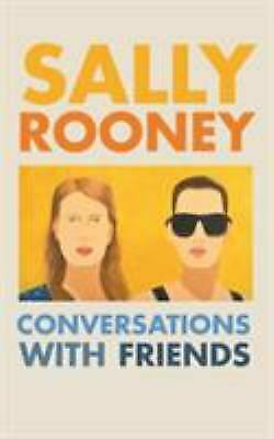 Conversations with Friends by Sally Rooney-ExLibrary