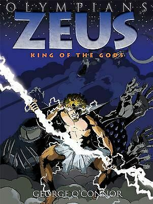 Zeus : King of the Gods by O'Connor, George