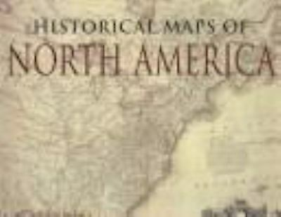 Historical Maps of North America by Swift, Michael