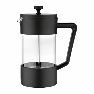 Olympia Contemporary Cafetiere Black 8 Cup [CW951]