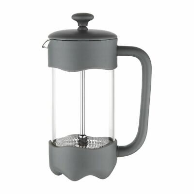 Olympia Contemporary Cafetiere Grey 3 Cup [CW958]