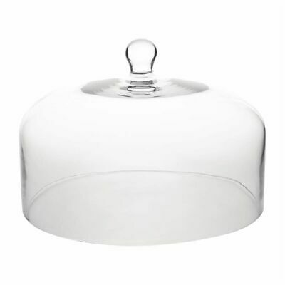 Olympia Glass Cake Stand Dome [CS014]