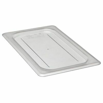 Cambro Clear Polycarbonate 1/4 Gastronorm Lid [DC665]