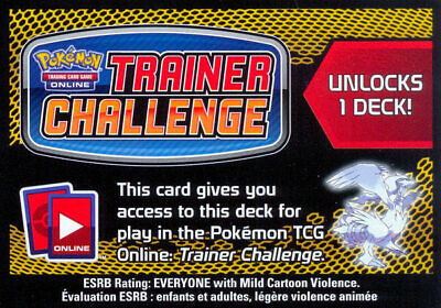 Pokemon TCGO Online Deck Code (choose from list) / PTCGO Emailed