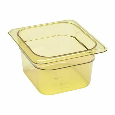 Cambro High Heat 1/6 Gastronorm Food Pan 100mm [DW493]