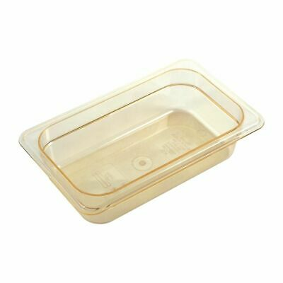 Cambro High Heat 1/4 Gastronorm Food Pan 65mm [DW489]