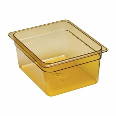 Cambro High Heat 1/2 Gastronorm Food Pan 150mm [DW483]