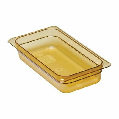 Cambro High Heat 1/3 Gastronorm Food Pan 65mm [DW484]