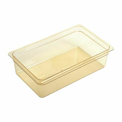 Cambro High Heat 1/1 Gastronorm Food Pan 150mm [DW480]