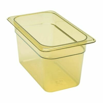 Cambro High Heat 1/4 Gastronorm Food Pan 150mm [DW491]