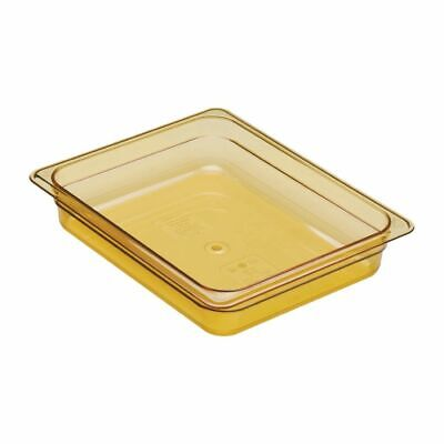 Cambro High Heat 1/2 Gastronorm Food Pan 65mm [DW481]