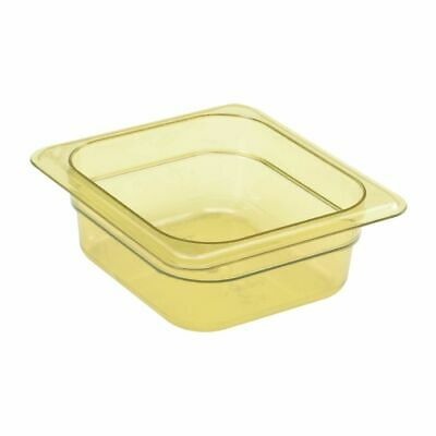 Cambro High Heat 1/6 Gastronorm Food Pan 65mm [DW492]