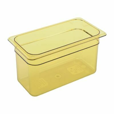 Cambro High Heat 1/3 Gastronorm Food Pan 150mm [DW486]