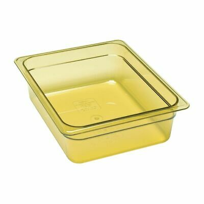 Cambro High Heat 1/2 Gastronorm Food Pan 100mm [DW482]
