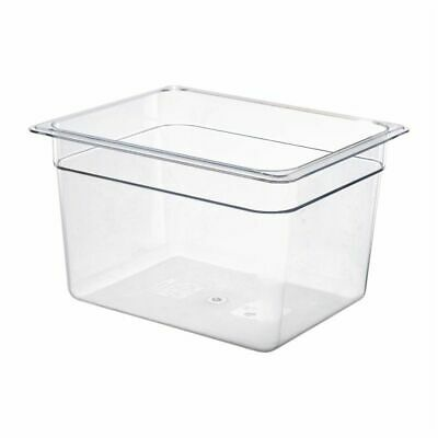 Cambro Polycarbonate 1/2 Gastronorm Pan 200mm [DM746]