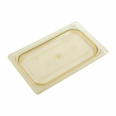 Cambro High Heat 1/4 Gastronorm Food Pan Lid [DW523]