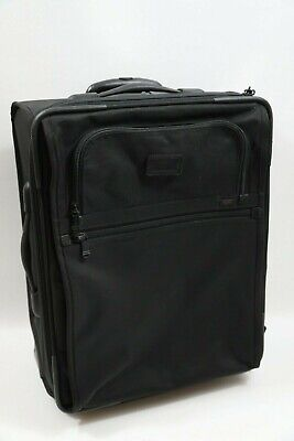 TUMI Alpha 22021 Continental Expendable Carry-On  BLACK