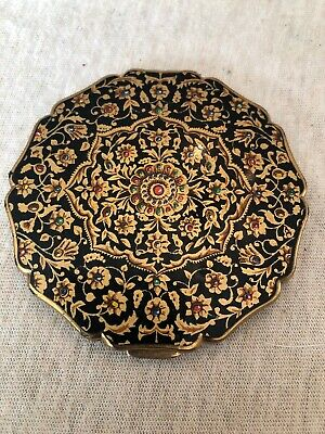 Vintage Stratton Powder Compact Made In England